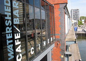 Watershed Cafe / Bar, Bristol | click here for more
