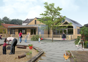 Windmill Hill City Farm expansion development | click here for more