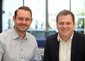 Childs+Sulzmann board directors Matt Parsons and Mike Cox | click here for more