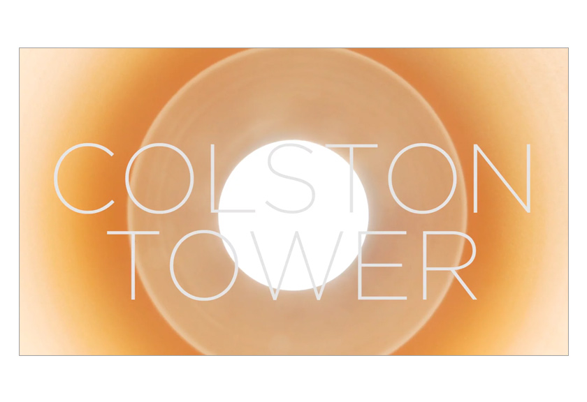 Colston Tower Refurbishment - take a look inside! | click to view video