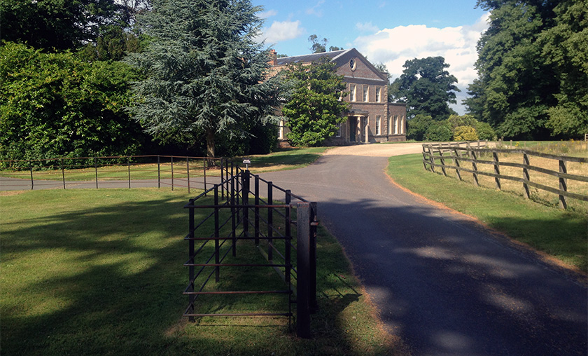 Historic Country Estate Hospitality Project, Wasing Estate, Berkshire