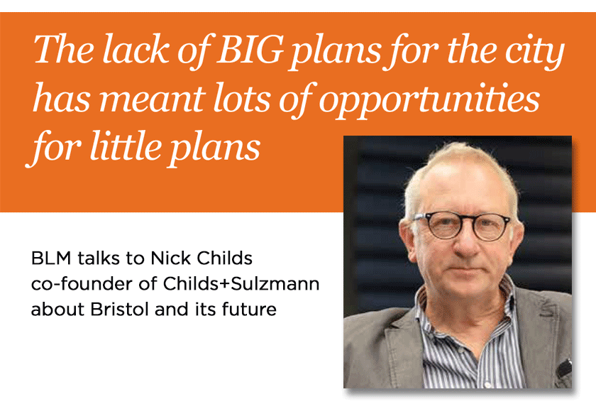 Business Leader Magazine interview with Nick Childs | click for more