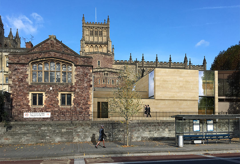 Further expansion planned for Bristol Cathedral Choir School | click for more