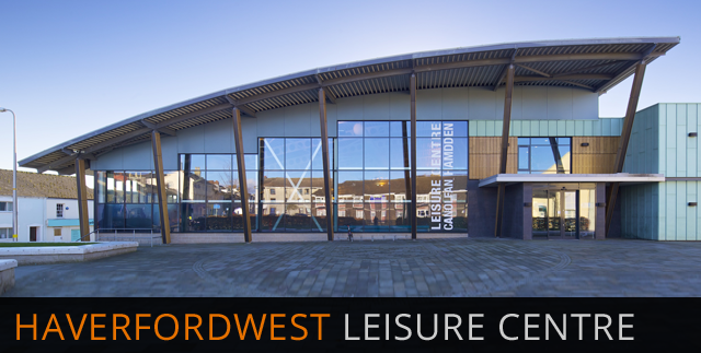 Haverford West Leisure Centre | click for more