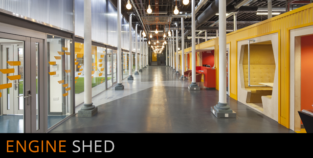 Engine Shed | click for more