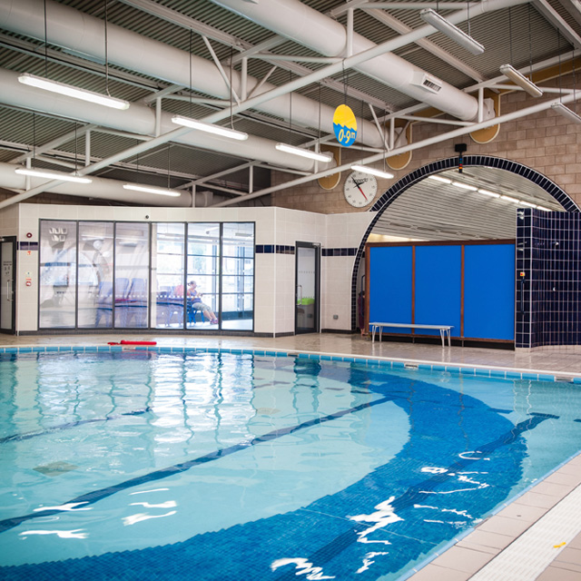 Dursley Leisure Centre | click for more