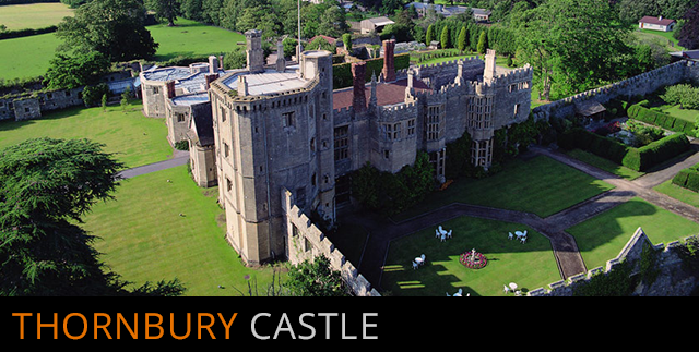 Thornbury Castle | click for more