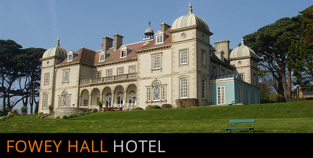 Fowey Hall Hotel | click for more