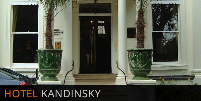 Hotel Kandinsky | click for more