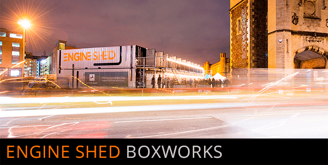 Engine Shed Boxworks | click for more