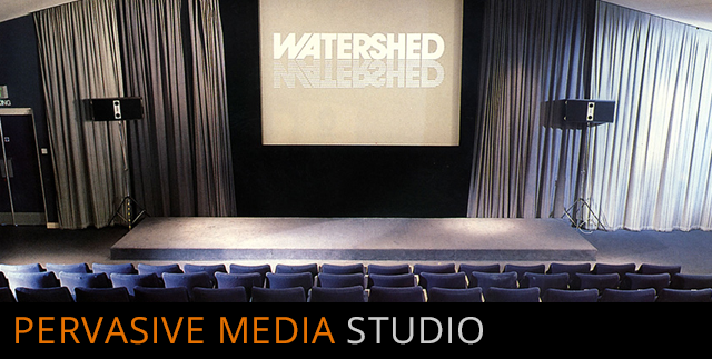 Pervasive Media Studio | click for more