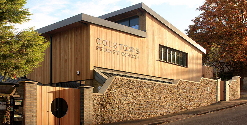 Colston's Primary School | click to enlarge
