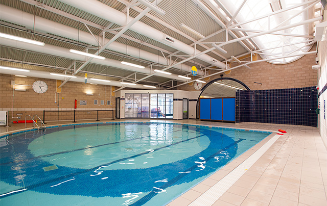 Dursley Leisure Centre | click to enlarge