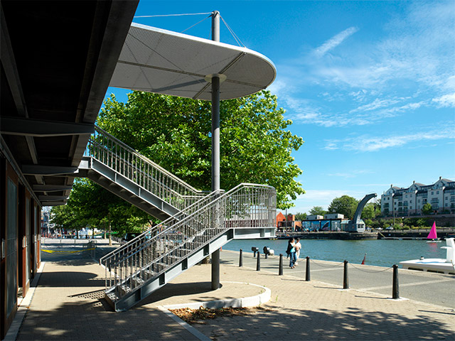 Harbourside Pavilion | click to enlarge