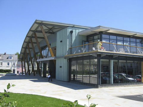 Haverfordwest Leisure Centre | click to enlarge