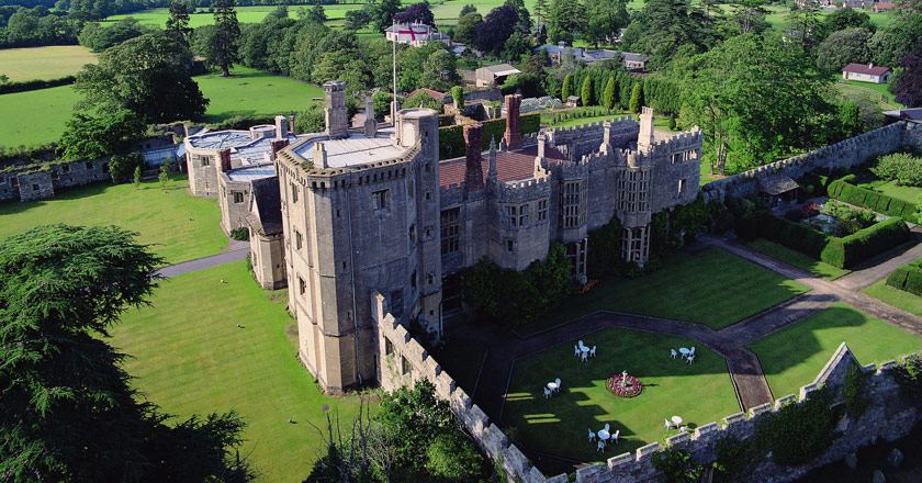 Thornbury Castle | click to enlarge