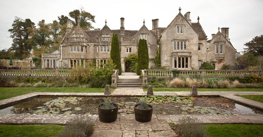 Woolley Grange | click to enlarge
